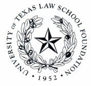 Logo for The University of Texas Law School Foundation