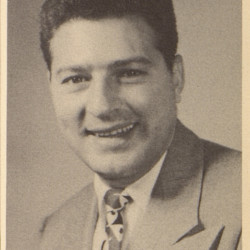 Joe Jamail 1952