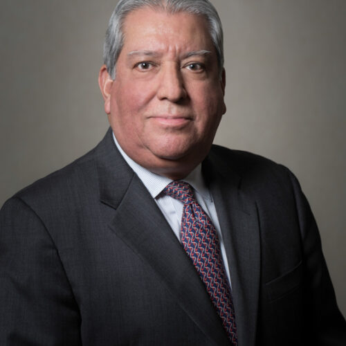 Head shot of Robert Estrada Class of 1983