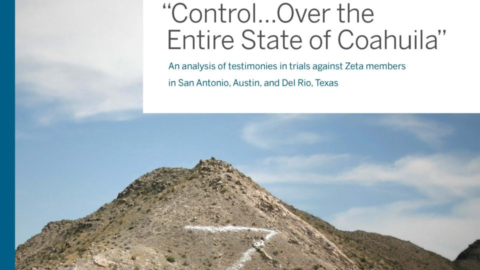 Human rights abuses and state complicity in Coahuila, Mexico | Texas