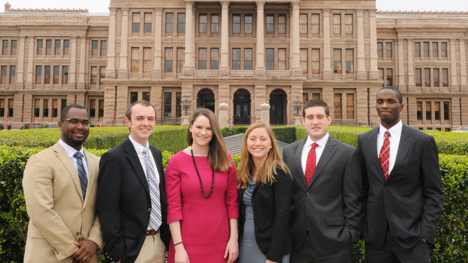2015 Legislative Interns
