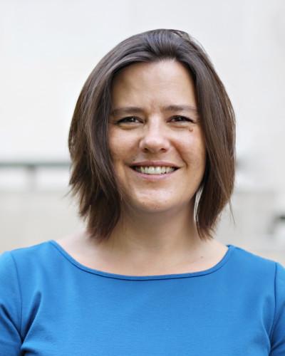 Sarah Sedgwick, Mithoff Program Coordinator Sarah Sedgwick