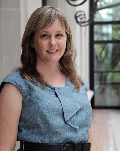 Andrea Marsh, Director of the Richard and Ginni Mithoff Pro Bono Program
