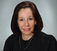 Headshot photo of Judge Atlas