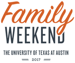 Family Weekend - The University of Texas at Austin 2017
