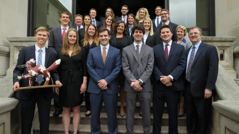 Photo of the 2016 Chancellors