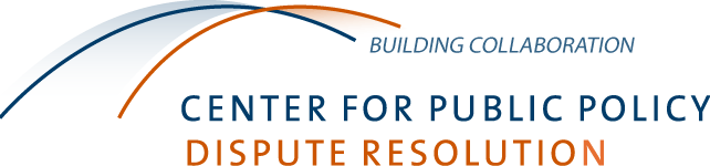 Center for Public Policy Dispute Resolution