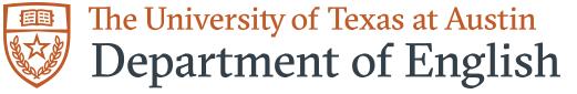 Department of English logo