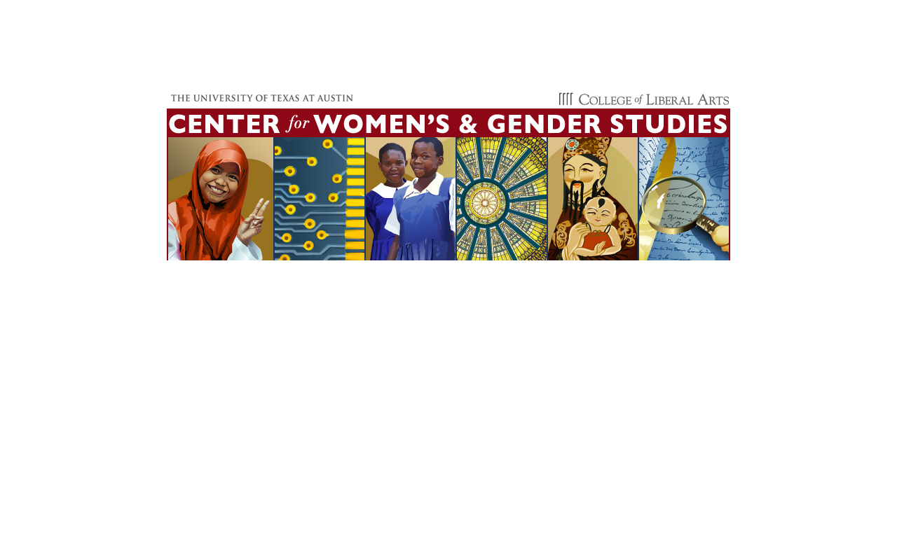 Center for Women's & Gender Studies logo