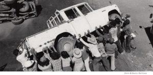 Image from El Salvador's civil war