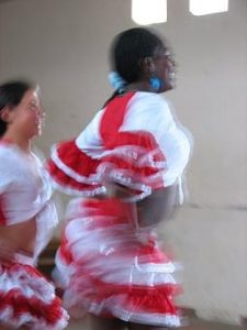 Performers from La Palma Negra