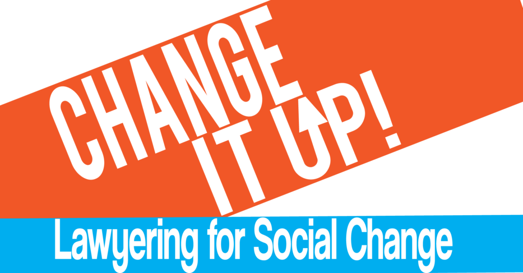 ​Change It Up logo