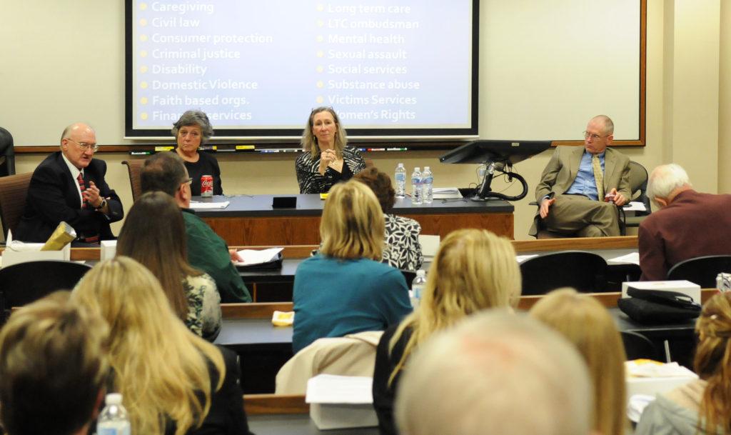 Panel Discussion on Elder Justice