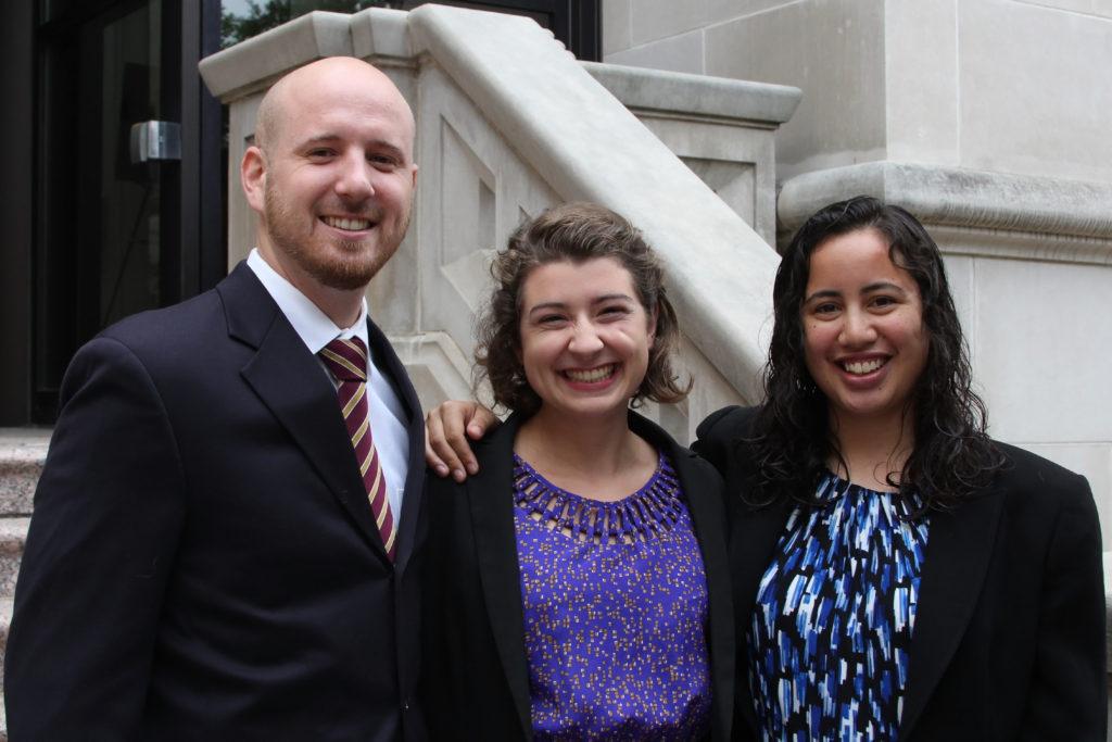 2018-2019 Equal Justice Scholars