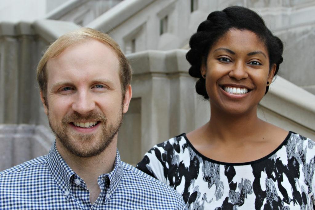 Photo of Lawson Konvalinka and Nicole Simmons