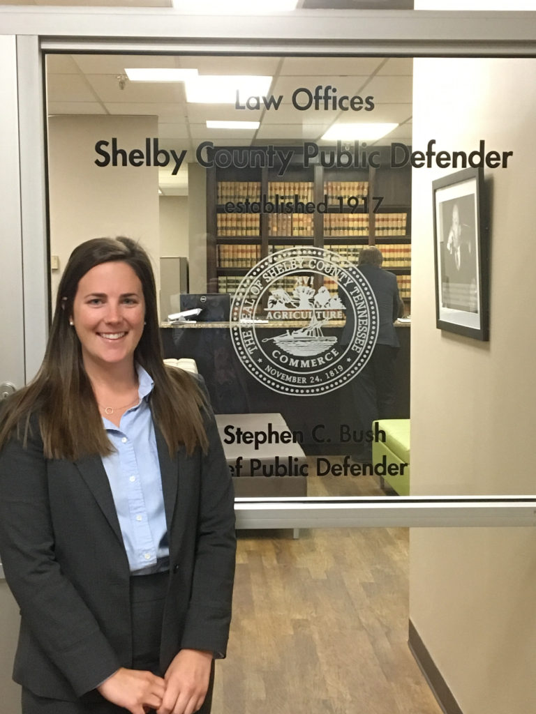 Photo of Coco Sprague at Shelby County Office
