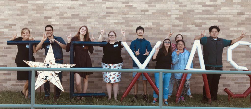 students at TSD