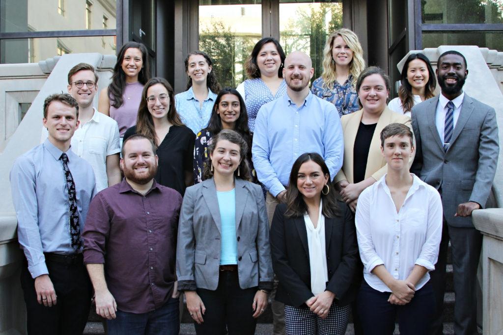 Photo of 2019-2020 Student Advisory Board