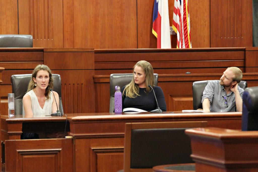 Photo of Alumni Panel