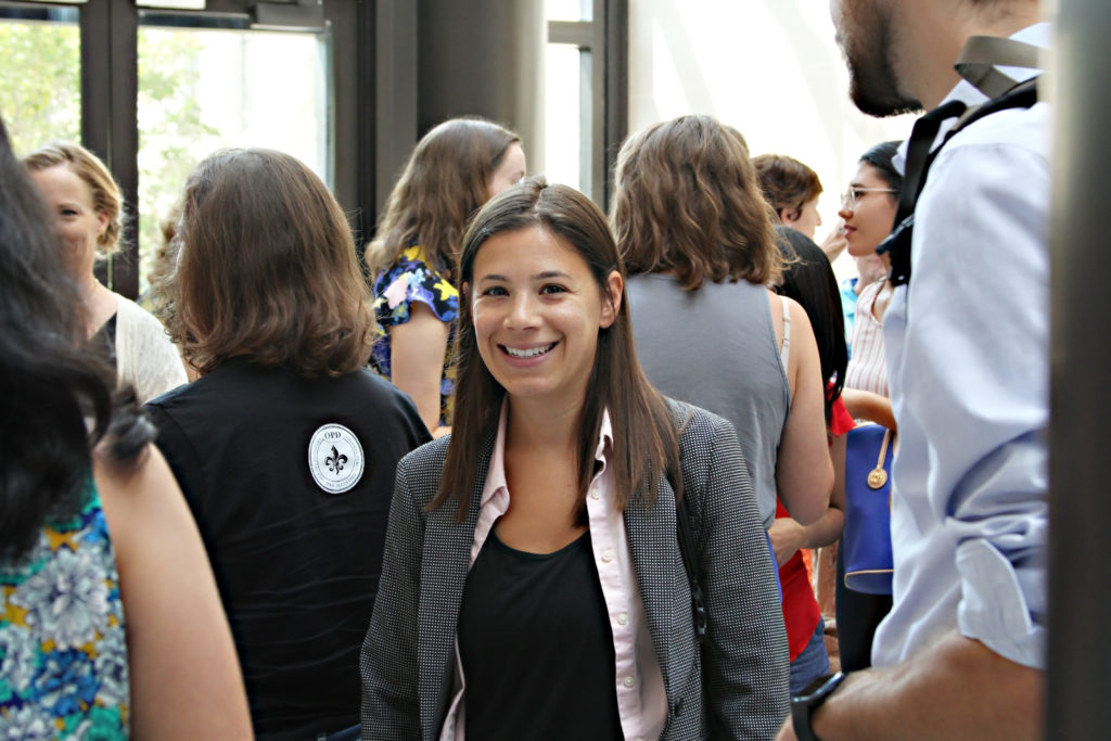 Photo of Stephanie Rudolph