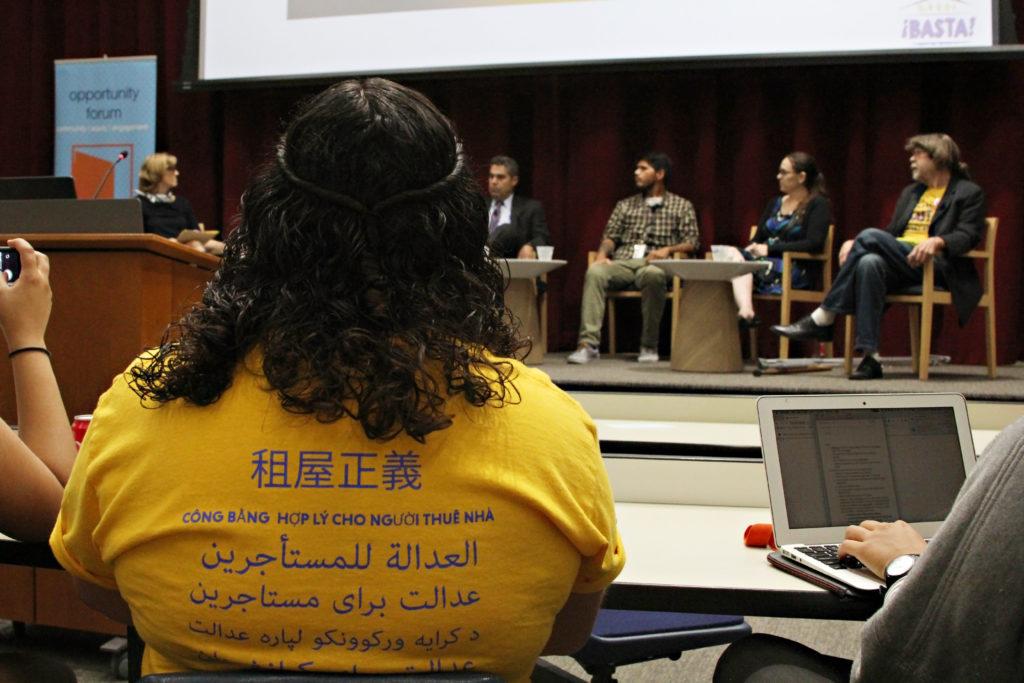 Photo of BASTA organizer tshirt