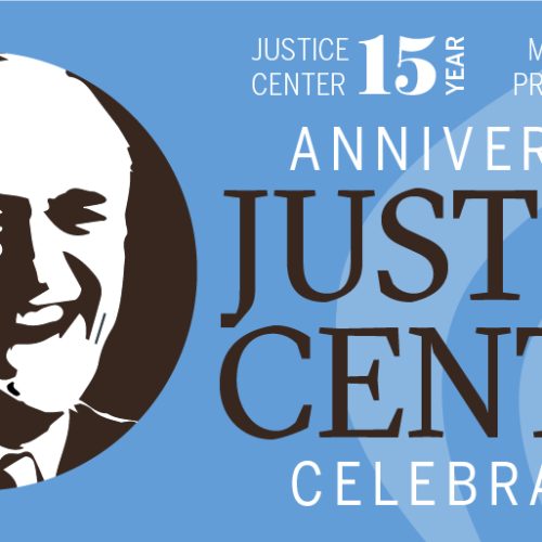 Justice Center Anniversary Celebration