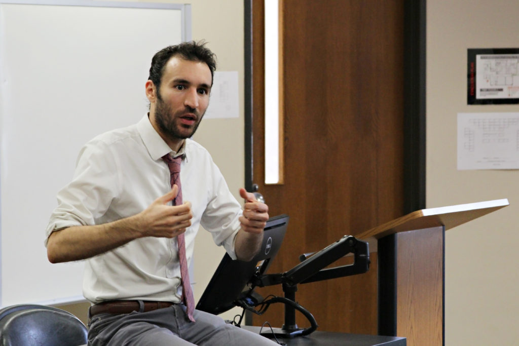 photo of Alec Karakatsanis