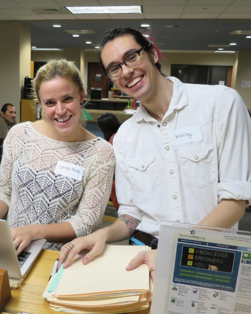 Photo of Sarah Mae Jennings and Wesley Hartman