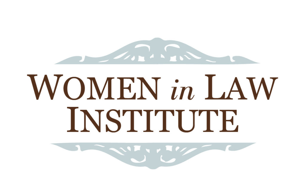 ​Women in Law Institute logo