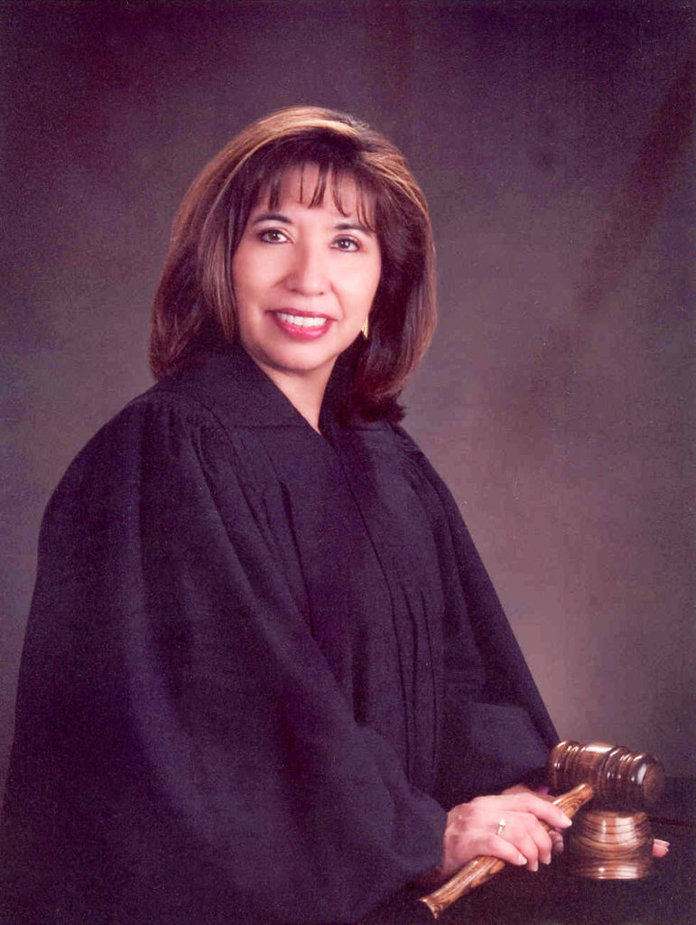 ​Judge Micaela Alvarez photo