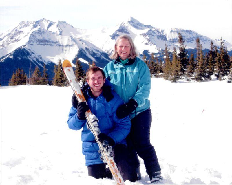 Kathy Lake family photo