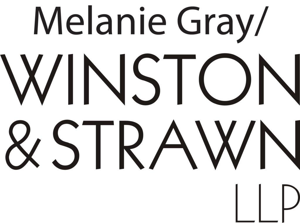 melanie gray, winston and strawn