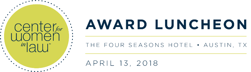 2018 Biennial Award Luncheon