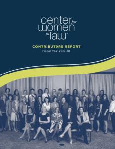 Contributors Report