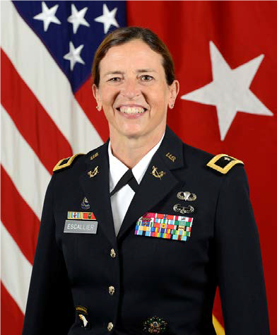 Susan Escallier (Brigadier General)