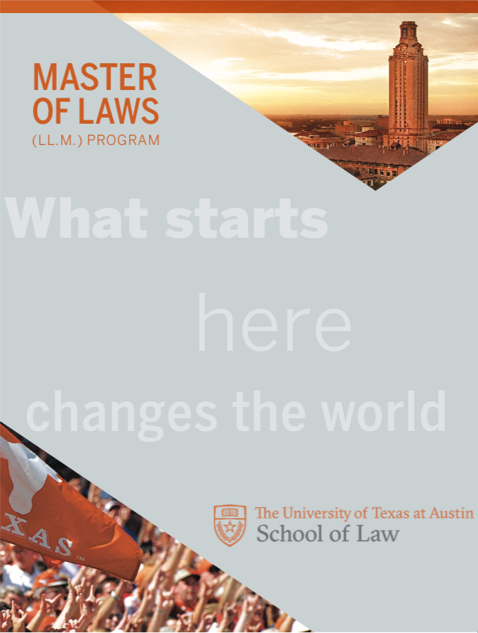 Master of Laws (LL M ) | Texas Law