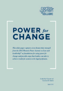 Power for Change Cover art