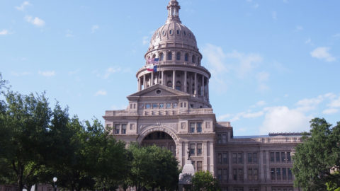 Texas Capital in Austin, Government Careers, Texas Law, Texas Flag, U.S. Flag
