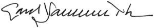 Ward signature