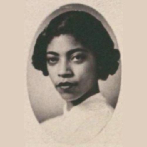 Headshot of Gloria Bradford in her 1954 Senior Law Composite. Courtesy of the Tarlton Law Library, The University of Texas at Austin.