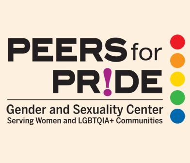 Peers for pride logo