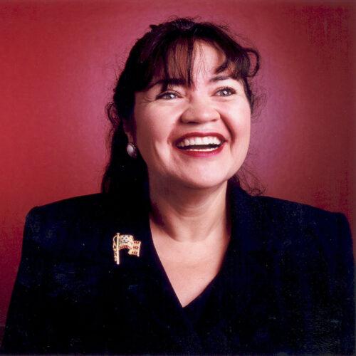 Headshot: Norma Cantu