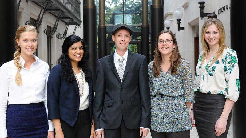 Five UT Law students receive Baron & Budd Public Interest Summer ...