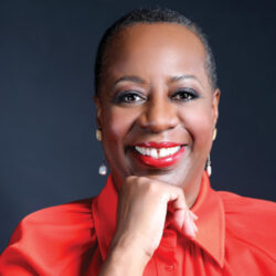 Headshot of Angela F. Williams