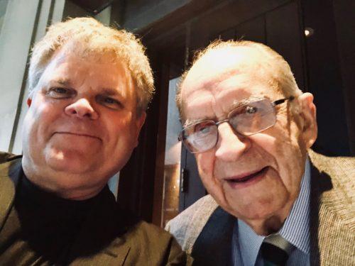 Bryan Garner and Judge Reavley
