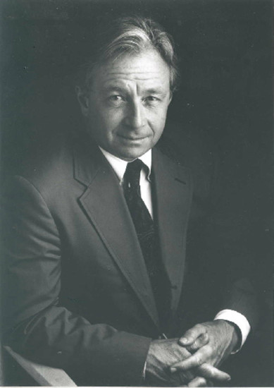 Dick DeGuerin, '65, Honorary Order of the Coif