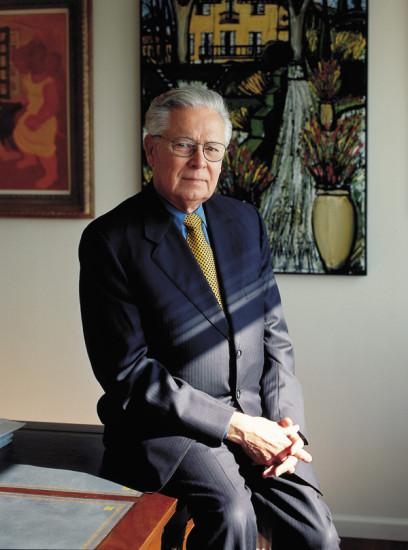 Joe R. Long, '58, Distinguished Alumnus Award for Community Service