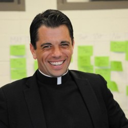 Father T.J. Martinez, '96