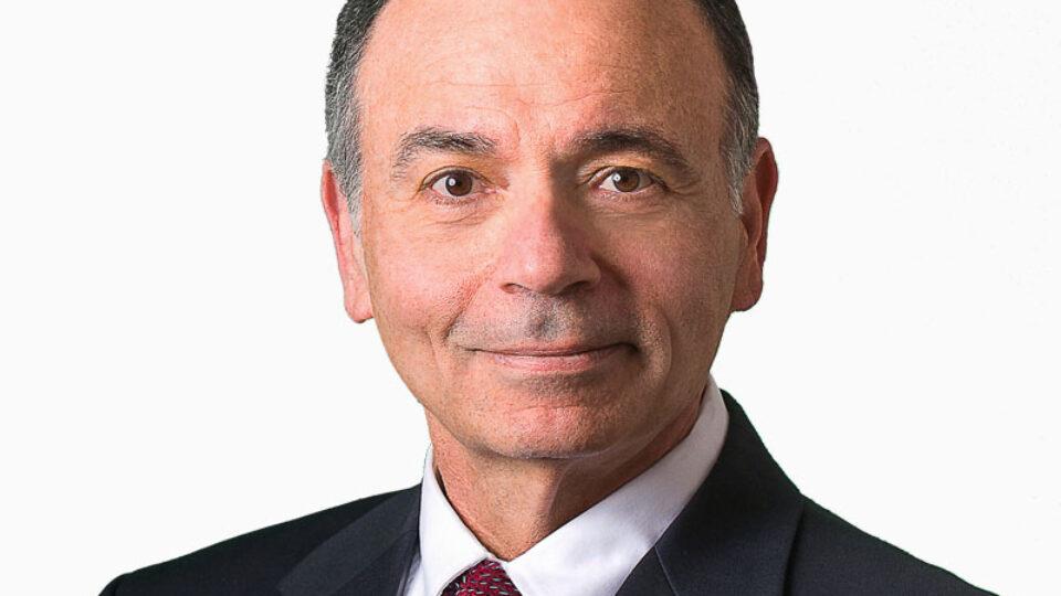 S. Anthony Safi Headshot