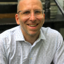 Portrait of Prof. Lee Kovarsky